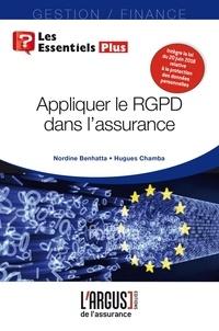 Histoiresdenlire.be Appliquer le RGPD dans l'assurance Image