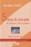 Nordine Tidafi - Sang du peuple - Le toujours de la patrie.
