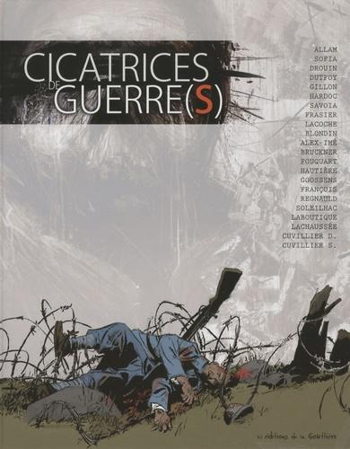 Norédine Allam et Aude Soleilhac - Cicatrices de guerre(s).