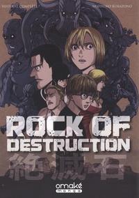 Norihiko Kurazono - Rock of Destruction.