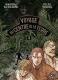 Norihiko Kurazono - Voyage au centre de la Terre Tome 3 : .