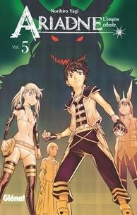 Norihiro Yagi - Ariadne l'empire céleste - Tome 05.
