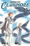 Norihiro Yagi - Claymore - Tome 25 - L'épée de l'abîme.