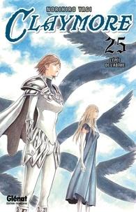 Norihiro Yagi - Claymore Tome 25 : L'épée de l'abîme.