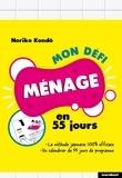 Noriko Kondô - Mon défi ménage en 55 jours.