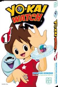 Téléchargements de livres gratuits sur le coin Yo-Kai Watch Tome 1 iBook RTF FB2 9782820326003 (Litterature Francaise)
