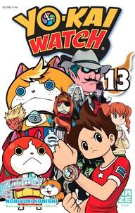 Téléchargement gratuit du livre électronique au format txt Yo-Kai Watch Tome 13 par Noriyuki Konishi (French Edition) 9782820335272 ePub PDB RTF