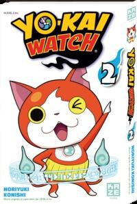 Noriyuki Konishi - Yo-Kai Watch Tome 2 : .