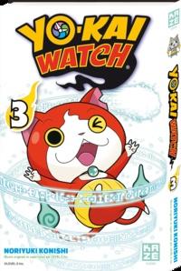 Noriyuki Konishi - Yo-Kai Watch Tome 3 : .
