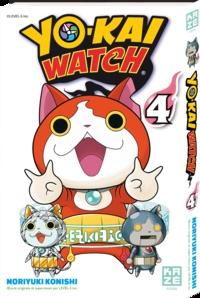 Noriyuki Konishi - Yo-Kai Watch Tome 4 : .