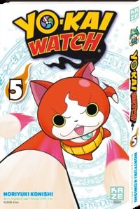 Noriyuki Konishi - Yo-Kai Watch Tome 5 : .