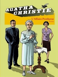 Norma et  Wilmaury - Agatha Christie Tome 9 : L'Affaire Protheroe.