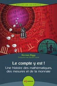 Norman Biggs et Gérard Tronel - Le compte y est !.