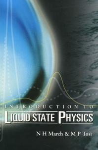 Accentsonline.fr Introduction to Liquid State Physics Image