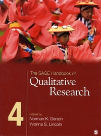 Norman K. Denzin et Yvonna S Lincoln - The SAGE Handbook of Qualitative Research.