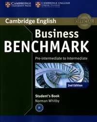 Norman Whitby - Business Benchmark - Pre-intermediate to Intermediate Student's Book.