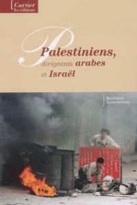 Corridashivernales.be Palestiniens, dirigeants arabes et Israël Image