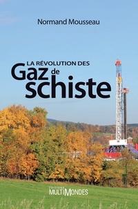 Normand Mousseau - La révolution des gaz de schiste.