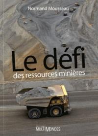 Galabria.be Le défi des ressources minières Image
