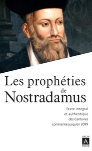 Les prophéties de Nostradamus - Texte intégral et authentique des Centuries.pdf