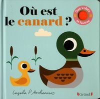 Nosy Crow - Où est le canard ?.