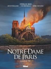 Arnaud Delalande - Notre-Dame de Paris - La nuit du feu.