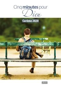 Galabria.be Cinq minutes pour Dieu - Carême 2020 Image