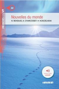 Noura Bensaad et Amélie Charcosset - Mondes en VF 2015 - Nouvelles du monde - Ebook.