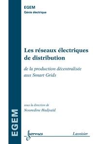 Nouredine Hadjsaïd - Les réseaux électriques de distribution - de la production décentralisée au Smart Grids.