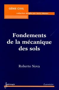 Nova - Fondements de la mécanique des sols.