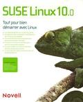 Novell - Suse Linux 10.0 - Tout pour bien démarrer avec Linux. 6 Cédérom