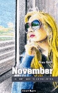 November - Erlebnisse im öffentlichen Nahverkehr.