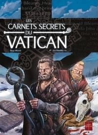 Novy et Darko Perovic - Les carnets secrets du Vatican Tome 4 : Les tenailles (1/2).