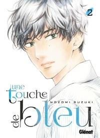 Nozomi Suzuki - Une touche de bleu Tome 2 : .