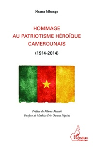Galabria.be Hommage au patriotisme héroïque camerounais (1914-2014) Image