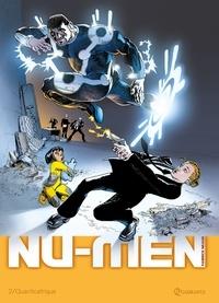 Fabrice Neaud - Nu-Men Tome 02 : Quanticafrique.