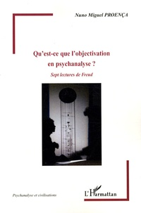 Quest-ce que lobjectivation en psychanalyse ? - Sept lecture de Freud.pdf