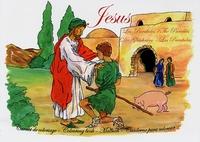 Nuntiavit - Jésus, Les Paraboles - Carnet de coloriage, Edition en français-anglais-allemand-espagnol.