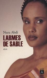 Nura Abdi - Larmes de sable.