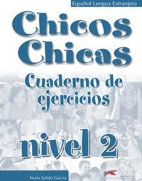Rhonealpesinfo.fr Chicos Chicas 2 Cuaderno de Ejercicios Image