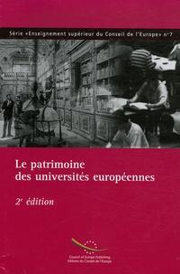Nuria Sanz et Sjur Bergan - Le patrimoine des universités européennes.