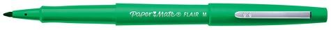 NWL FRANCE - Feutre Flair Vert pointe moyenne