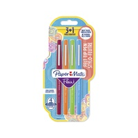 NWL FRANCE - Stylos feutres Flair 3+1 fun