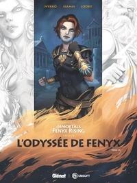 Nykko et  Looky - L'Odyssée de Fenyx Tome 1 : .