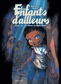 Nykko et  Bannister - Les enfants d'ailleurs cycle 2 Tome 2 : Les larmes de l'Autre Monde.