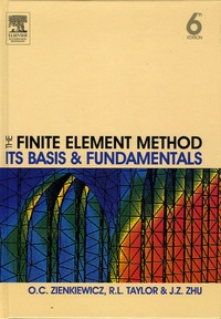 O. C. Zienkiewicz et R. L. Taylor - The Finite Element Method - Its Basis and Fundamentals.