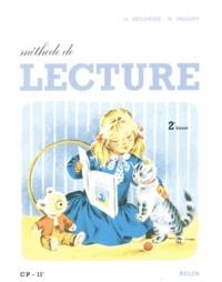 O Delorme et R Millot - Méthode de lecture - CP-11e.