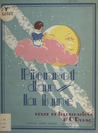 O. Dulac - Pierrot dans la Lune.