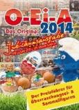 O-Ei-A 2014 - Das Original - Jubiläumsausgabe. Überraschungsei- und Sammelfiguren Preisführer.