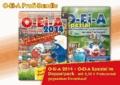 O-Ei-A Profi-Bundle - O-Ei-A 2014 Jubiläumsausgabe und O-Ei-A Spezial (2. Auflage) im Doppelpack.
